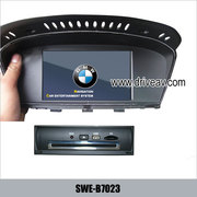 BMW 5 E60 525 530 520 523 E61 E64 X5 E70 X6 E71 DVD GPS TV SWE-B7023